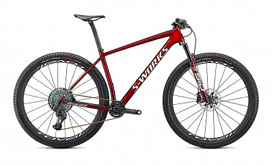 S-Works Epic Hardtail (REDTNT/BRSH/WHT)
